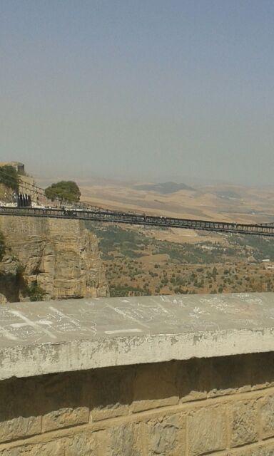 Bridge in Algeria