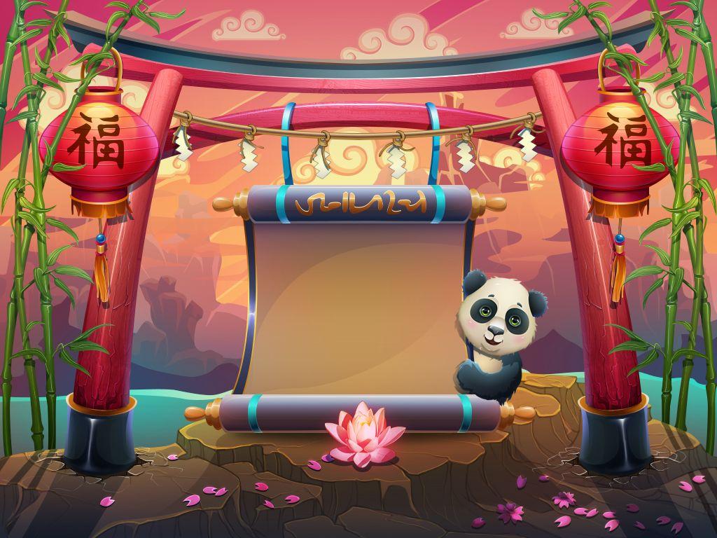 panda by killswitcher on DeviantArt Panda background