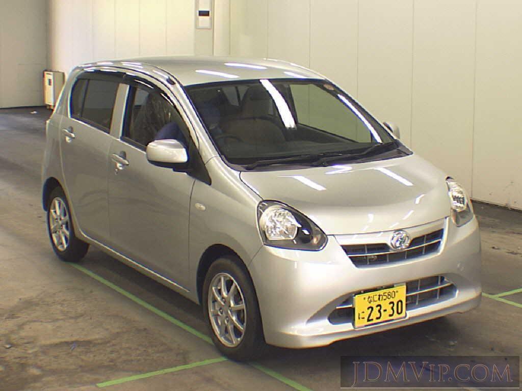 2012 Daihatsu Mira E S Xf La310s Https Jdmvip Com Jdmcars