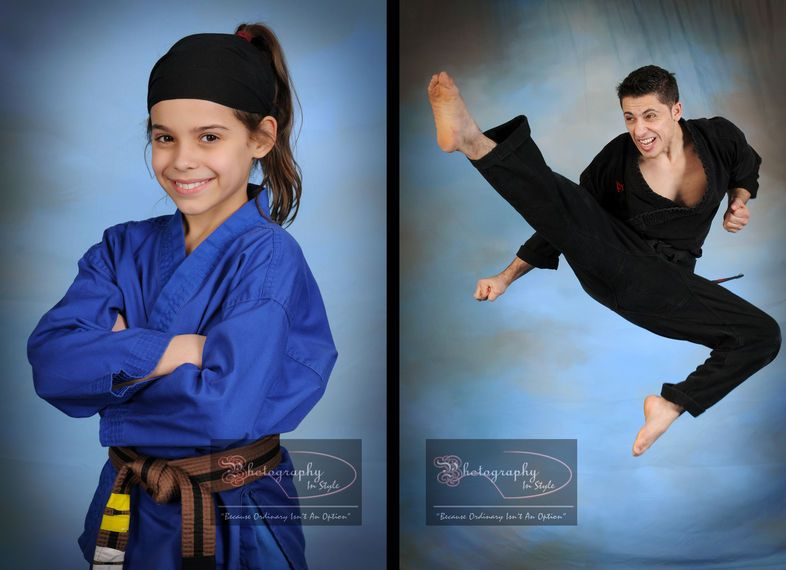An incredible photo shoot with the mighty warriors of Amerikick Karate Studio. See more at, http://photographyinstyle.com/recentwork/amerikick-martial-arts-picture-day-shoot