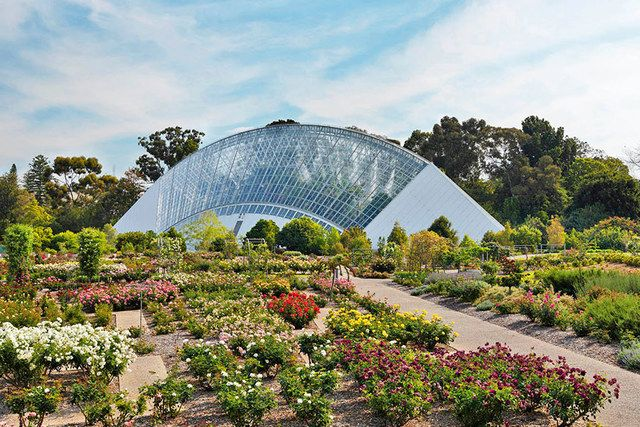 The Most Beautiful Greenhouses Around The World Contemporary
