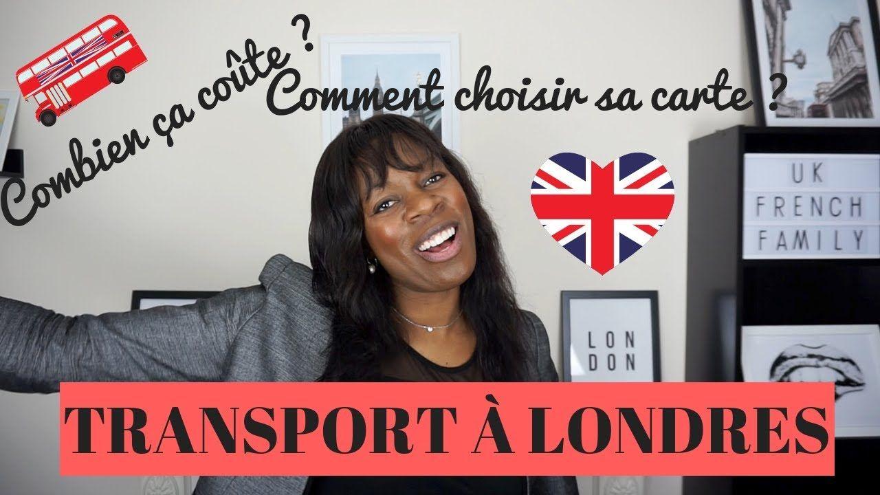 Transport A Londres Pourquoi Combien Comment Youtube