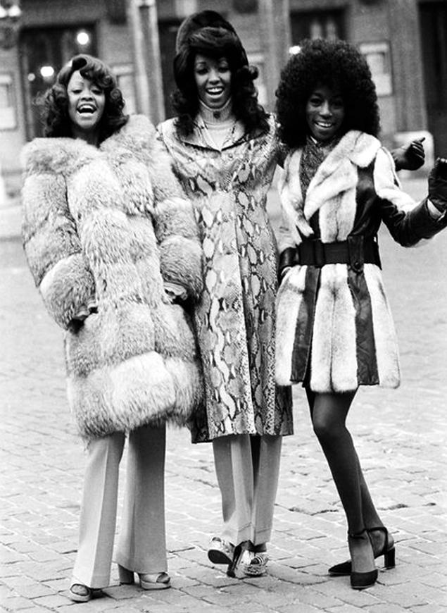 Pin by Rebecca Tucker on Styling | Fashion, Black women ...