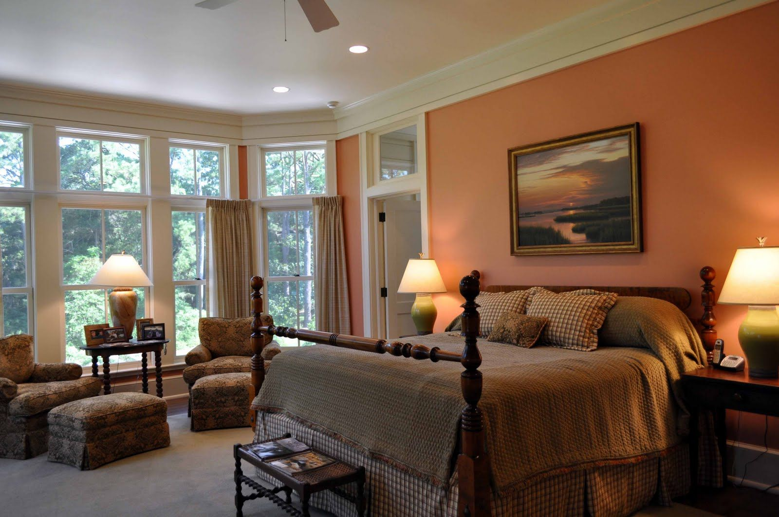Traditional master bedroom interior design - 1000 Images About Slaapkamer On Pinterest Warm Bedroom Colors Traditional Master Bedroom Design Master Bedroom Decorating Ideas