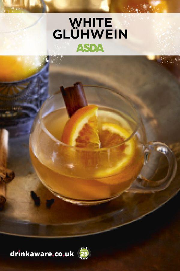 White gluhwein | Recipe | Christmas drinks, Mulled wine ...