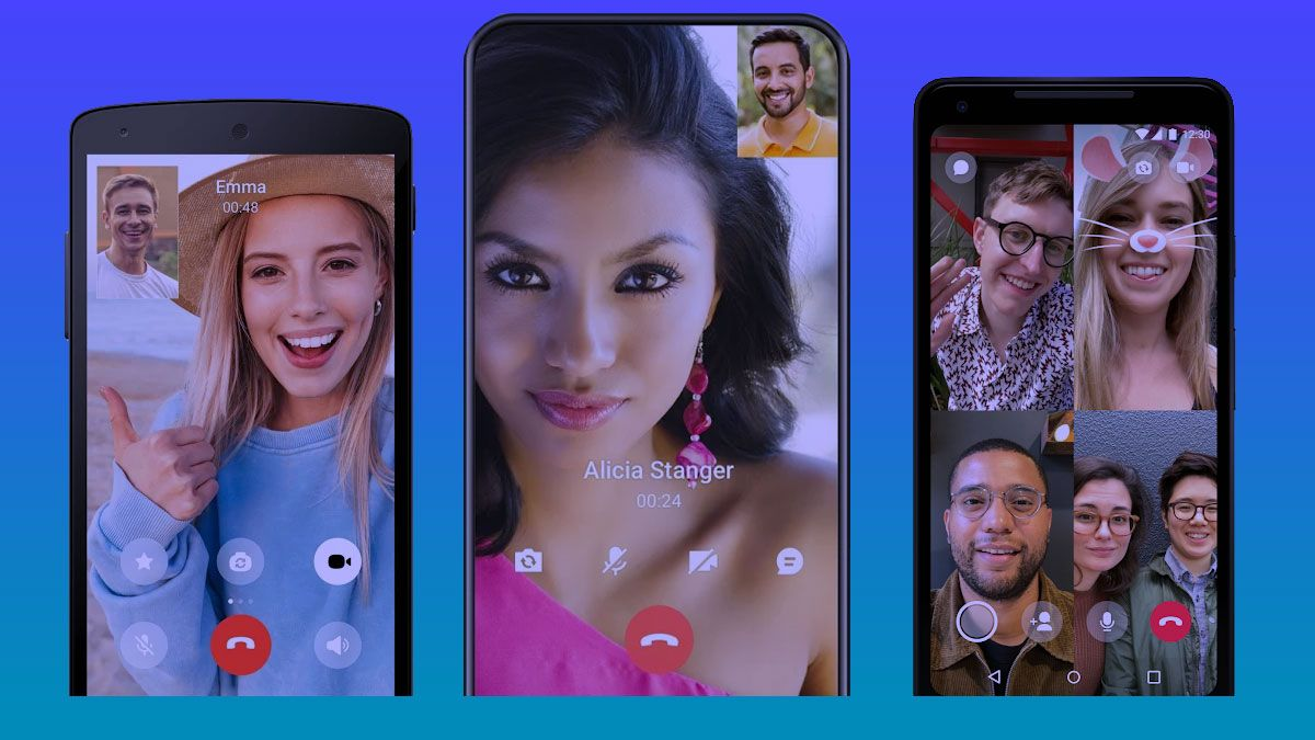 Top 10 Best Video Calling App, Free Video Chat App in 2020