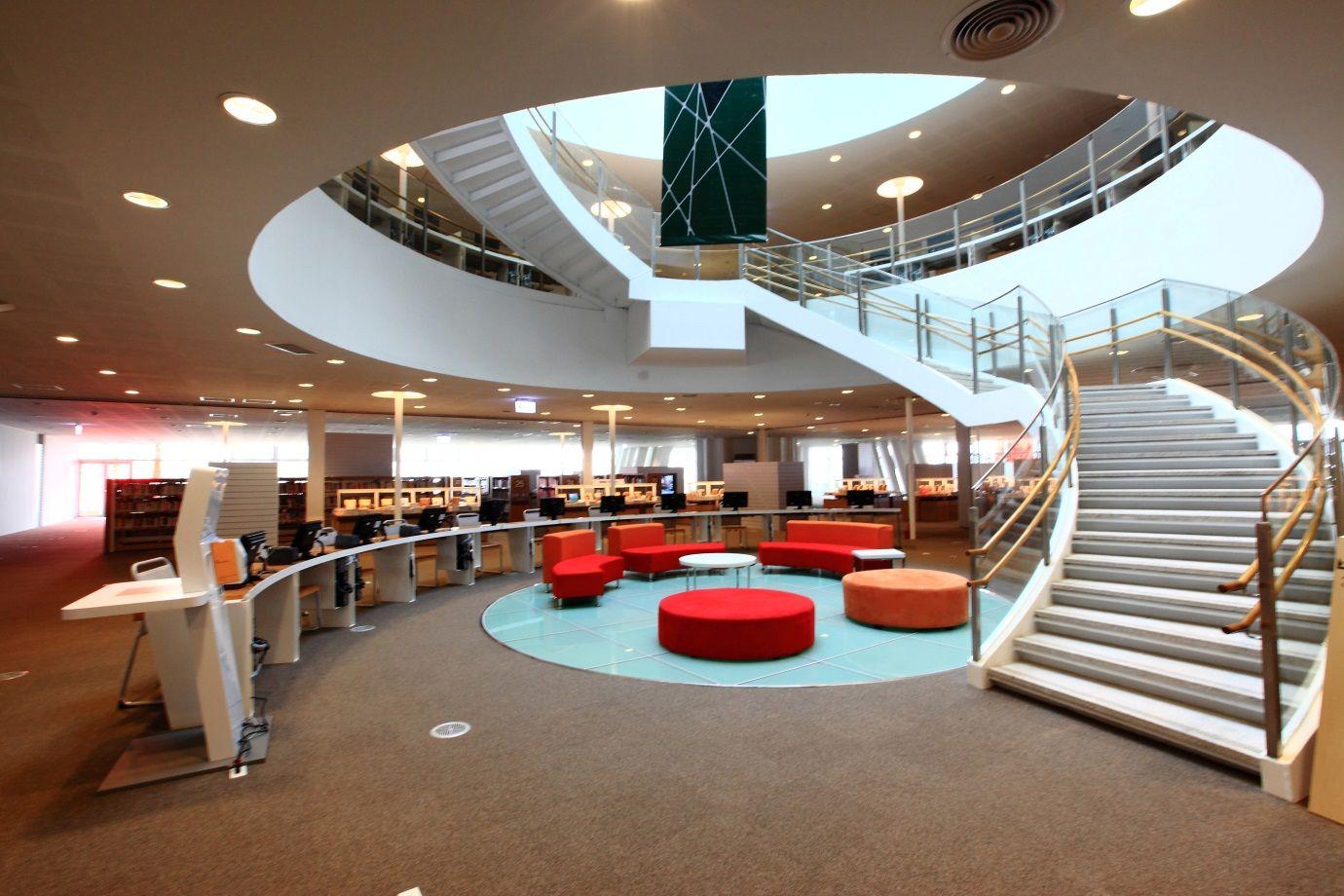 Public Library Design Ideas