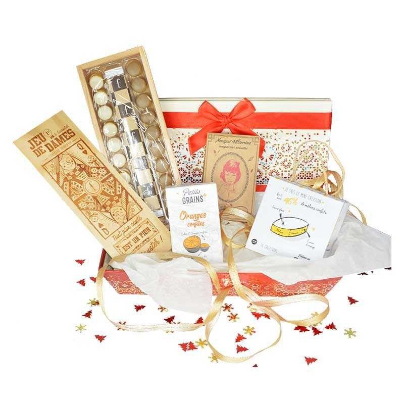 Photo of Jeux de Dames Valentine gift box
