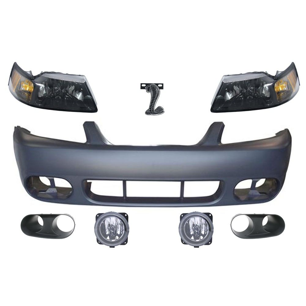 Front Bumper Conversion Kit 2003-2004 Cobra With