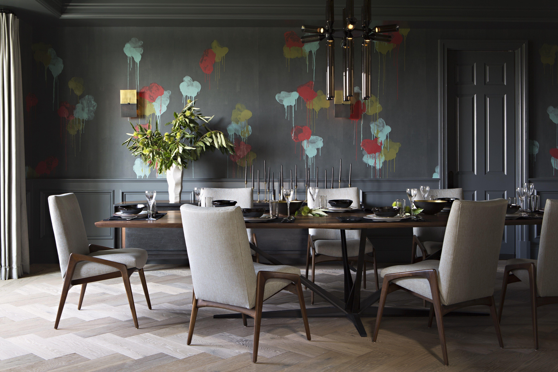 Bel Air Hills Dining Interior Interior Design Dining Elegant Dining Room