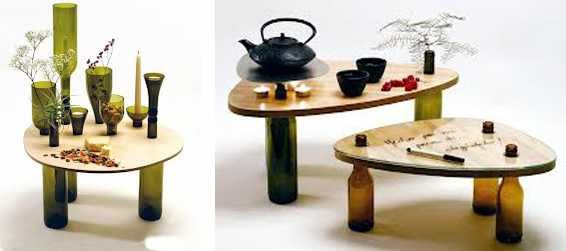 11 Unique Furniture Design Ideas Fixing Modern Tables with Broken