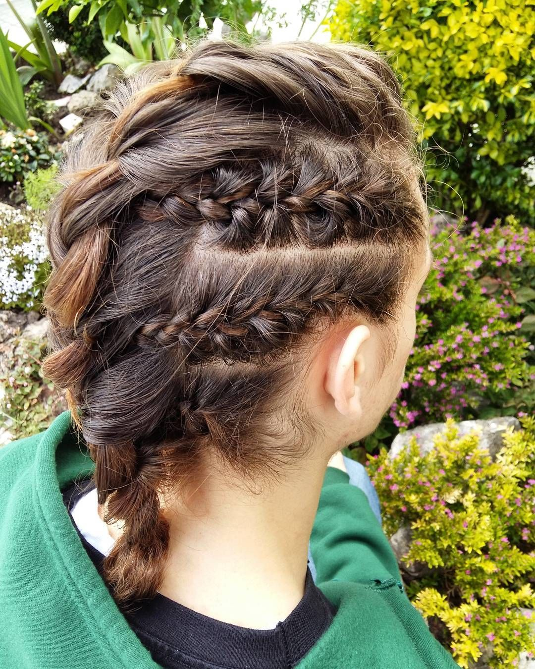 nice 30 new ideas for men's fishtail braid - the superior