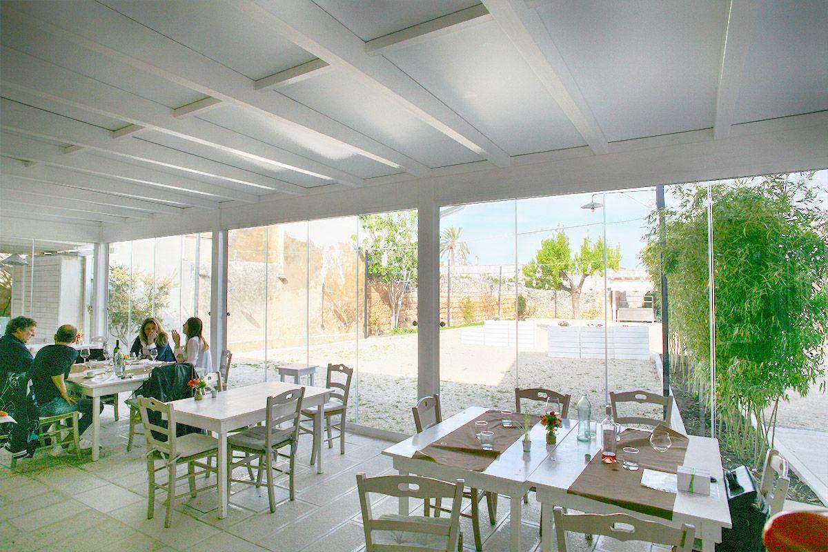 Per il tuo terrazzo o locale, le vetrate panoramiche ...