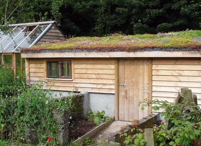 living roof construction living review workshop gardening for