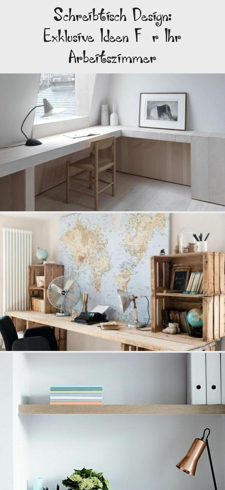 Schreibtischdesign Exklusive Ideen Fur Ihr Arbeitszimmer Dekoration In 2021 Design Schreibtisch Produktdesign Schreibtisch Weiss Holz