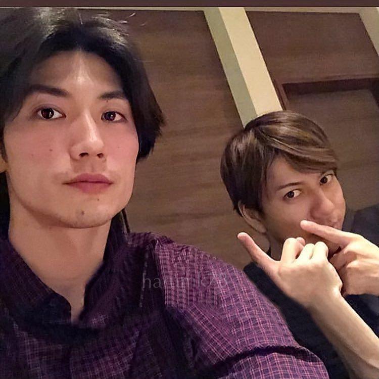 Harumk78 On Twitter Actors Haruma Miura Spring Horse