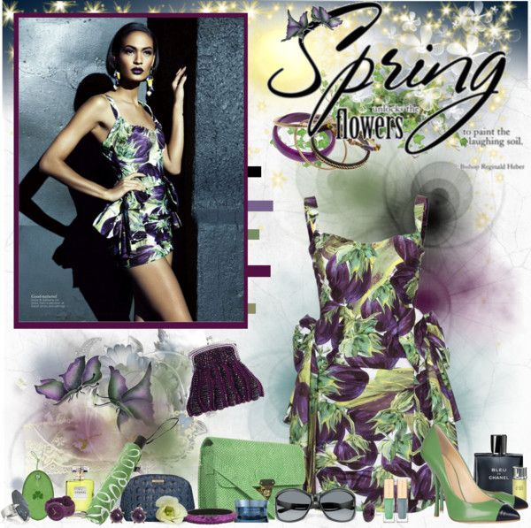 """spring!!!"" by campe-lala ❤ liked on Polyvore"