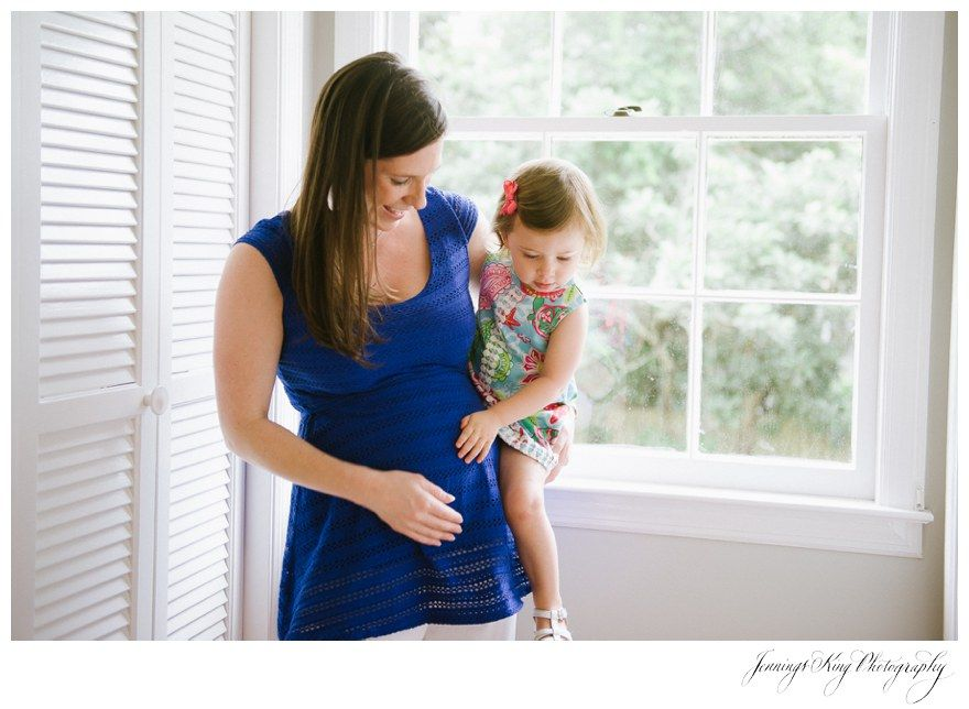 Jennings King Photography | Charleston Photographer | South Carolina | Family Lifestyle | 2 year old and mom | maternity