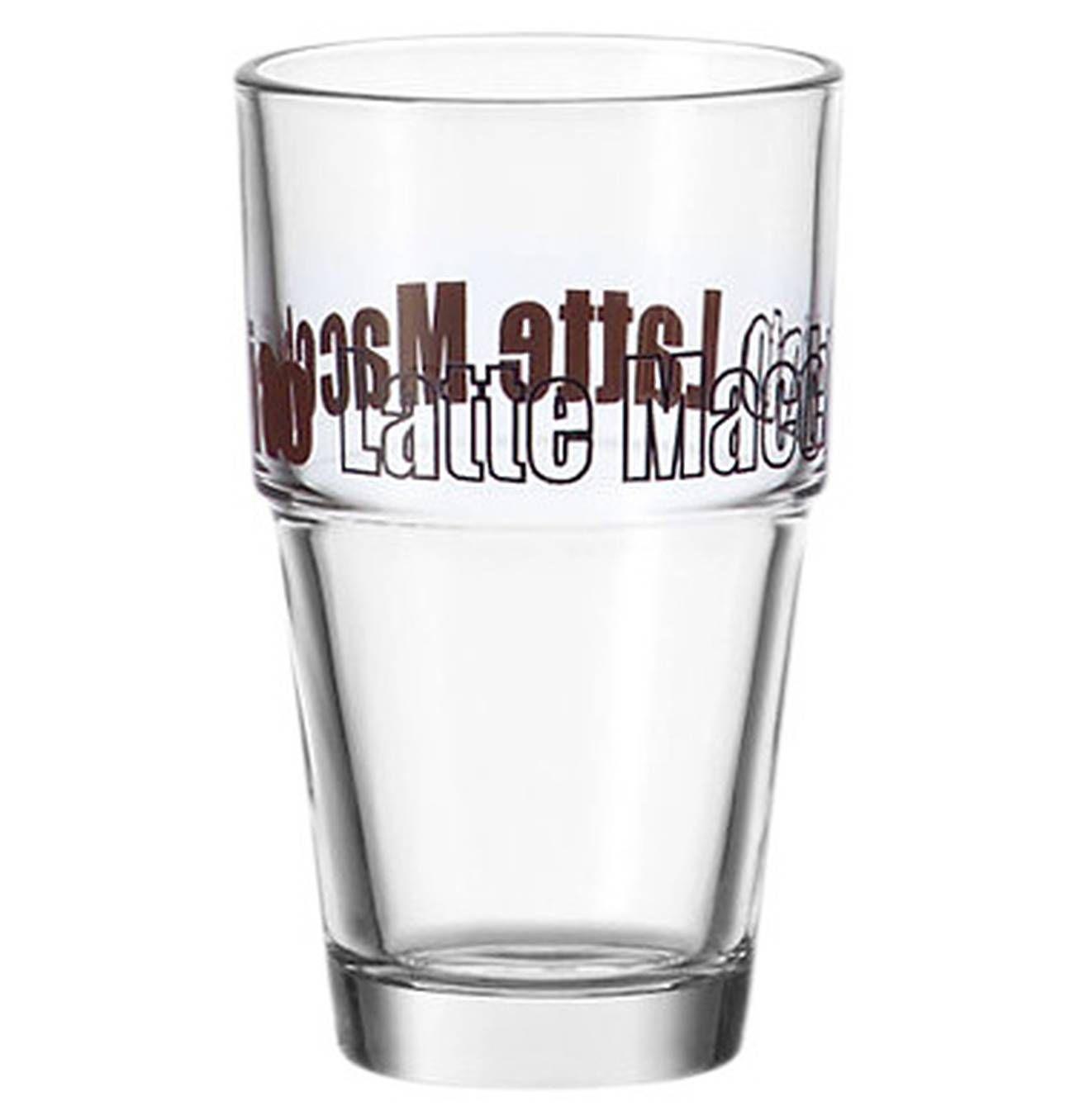LEONARDO Solo Latte Macchiato- Becher #lattemacchiato