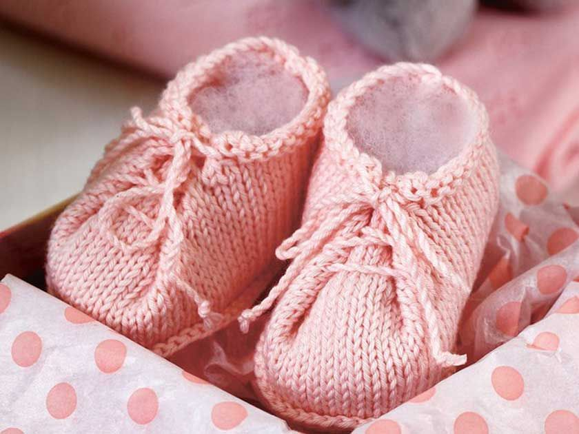 What to knit for babies plus our pick of patterns! | Lace knitting ...