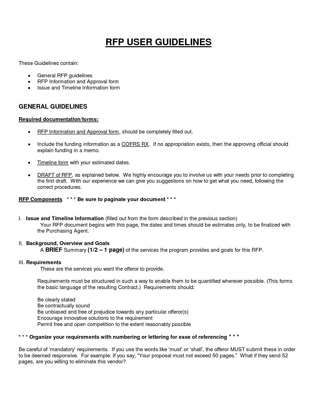 Doc575709 Template of Business Proposal Business Proposal – Business Propsal Template