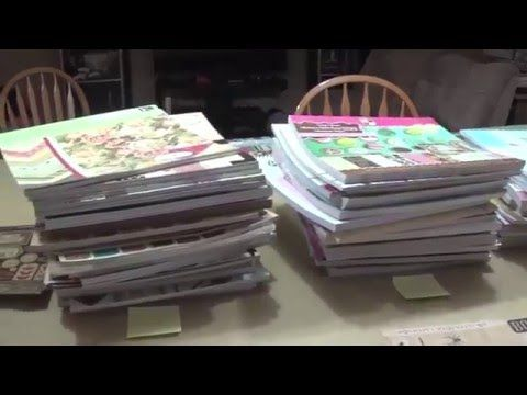 12x12 Paper Pads…Defunkified - YouTube   Scrapbook paper ...