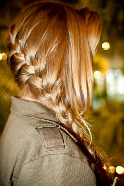 A perfect braid on SPFW 2011