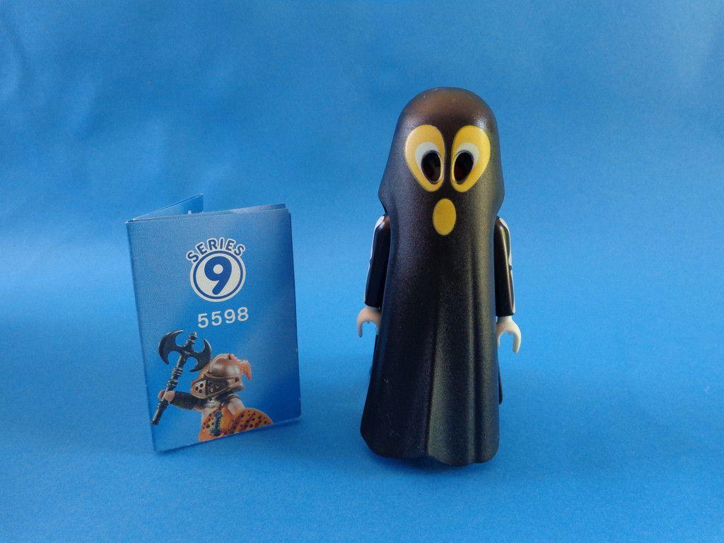 Figures sobre sorpresa Serie 9 Fantasma - Ghost - Gespenst 5598