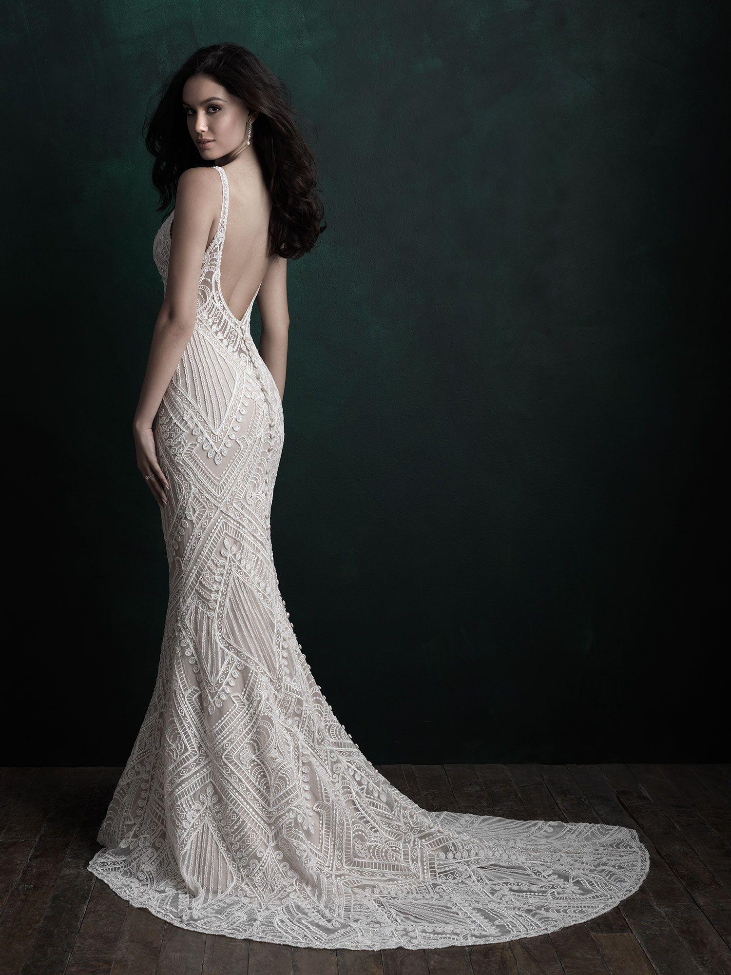 C allure bridals available at luluus bridal boutique luluus