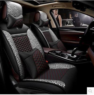 Full Set Car Seat Covers For KIA Sorento 5seats 2017