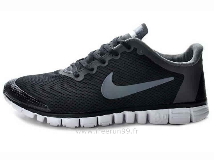 Nike Free 3.0 V3 Chaussures Homme Noir Chaussure Nike Free 3.0