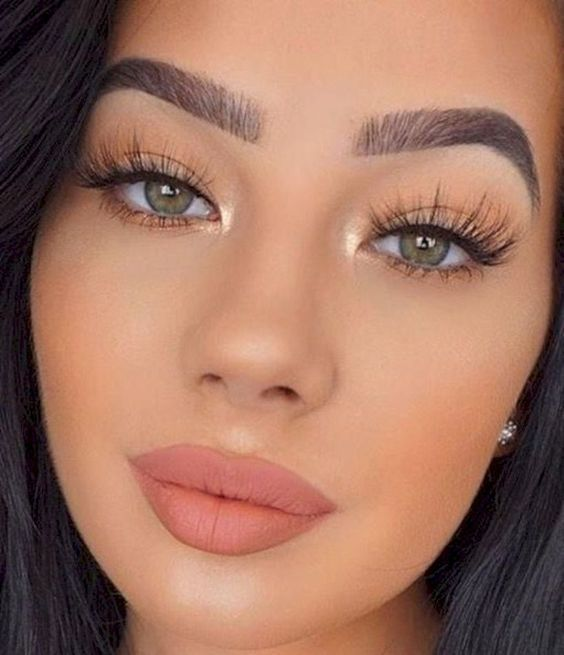 20 Natural Makeup Ideas For Perfect to Look