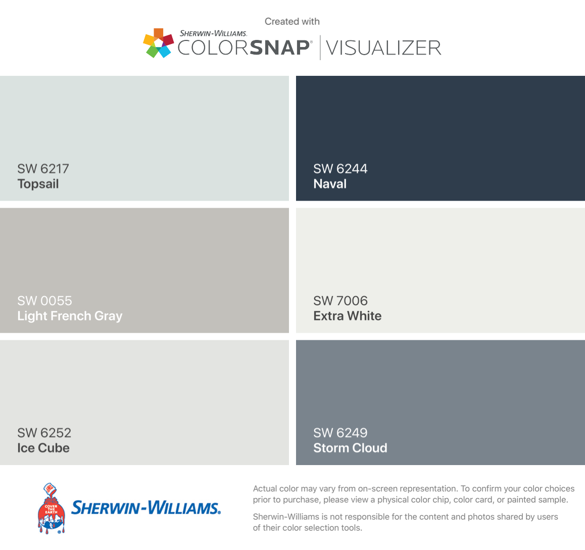 I Found These Colors With Colorsnap Visualizer For Iphone By Sherwin Williams Top Sherwin Williams Color Schemes House Color Palettes Sherwin Williams Colors