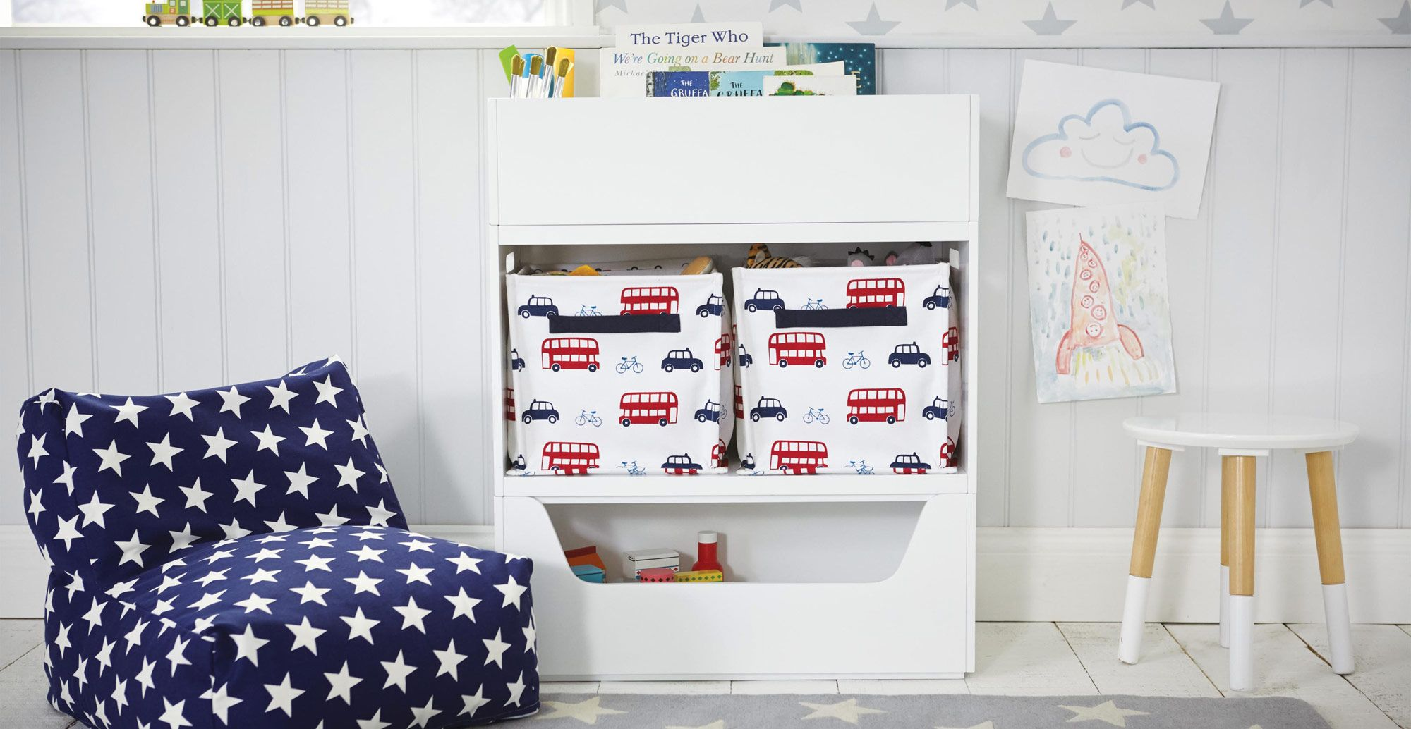 This Neatly Sized Storage Hero Is Ideal For Smaller Spaces; You Can Stack  Up To