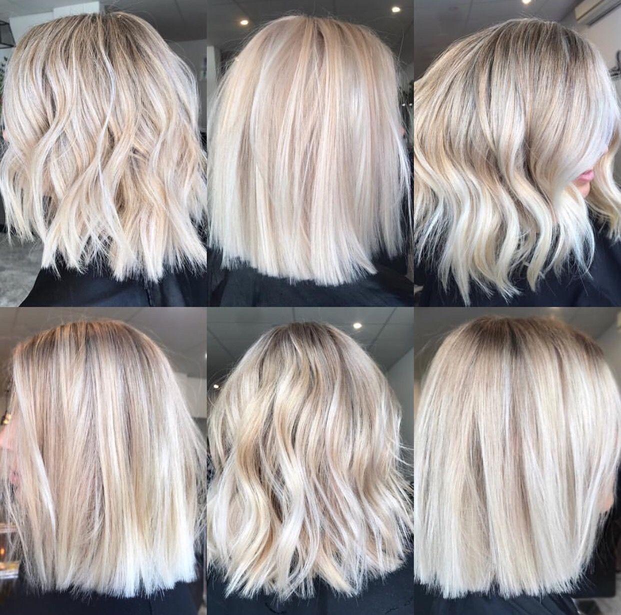 Blondessss #ashblondebalayage