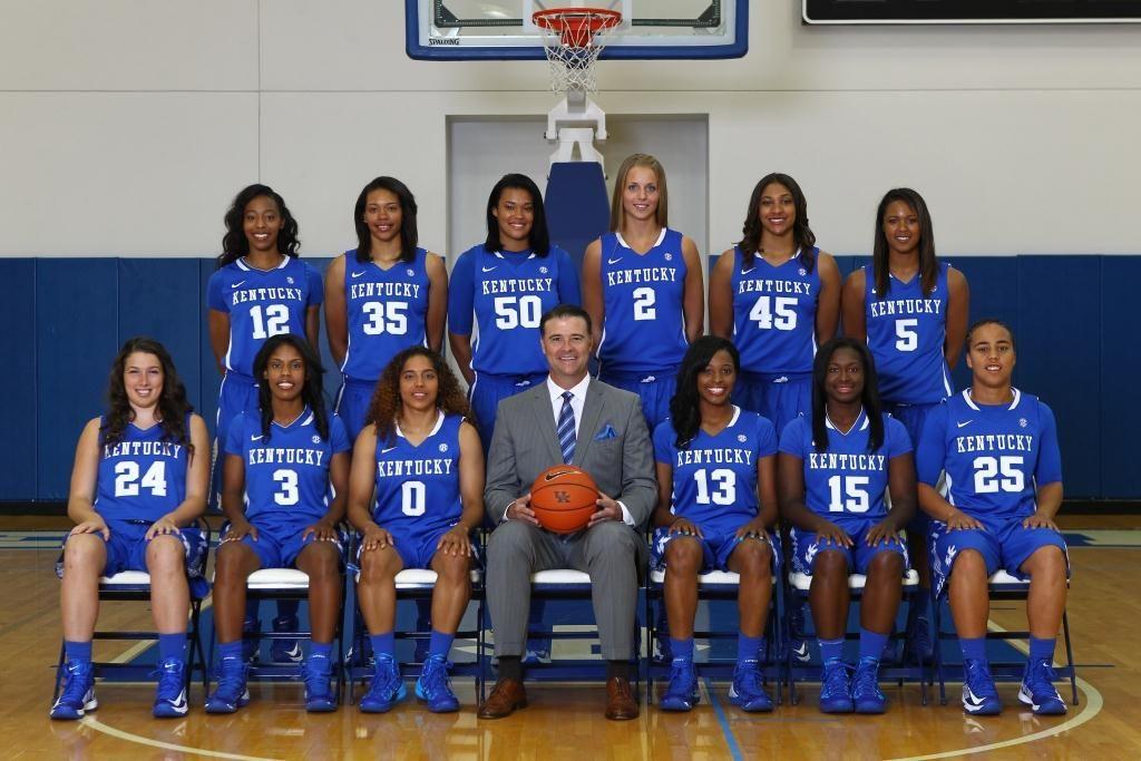 2014 15 Kentucky Wildcats Men S Basketball Team: The 2014-15 Kentucky Women's Basketball Team. (Britney