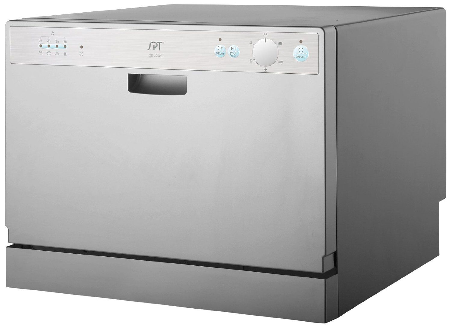 Little Big Life The Compact Countertop Dishwasher Is Just Made For Tiny Houses Read More Countertops Dishwasher