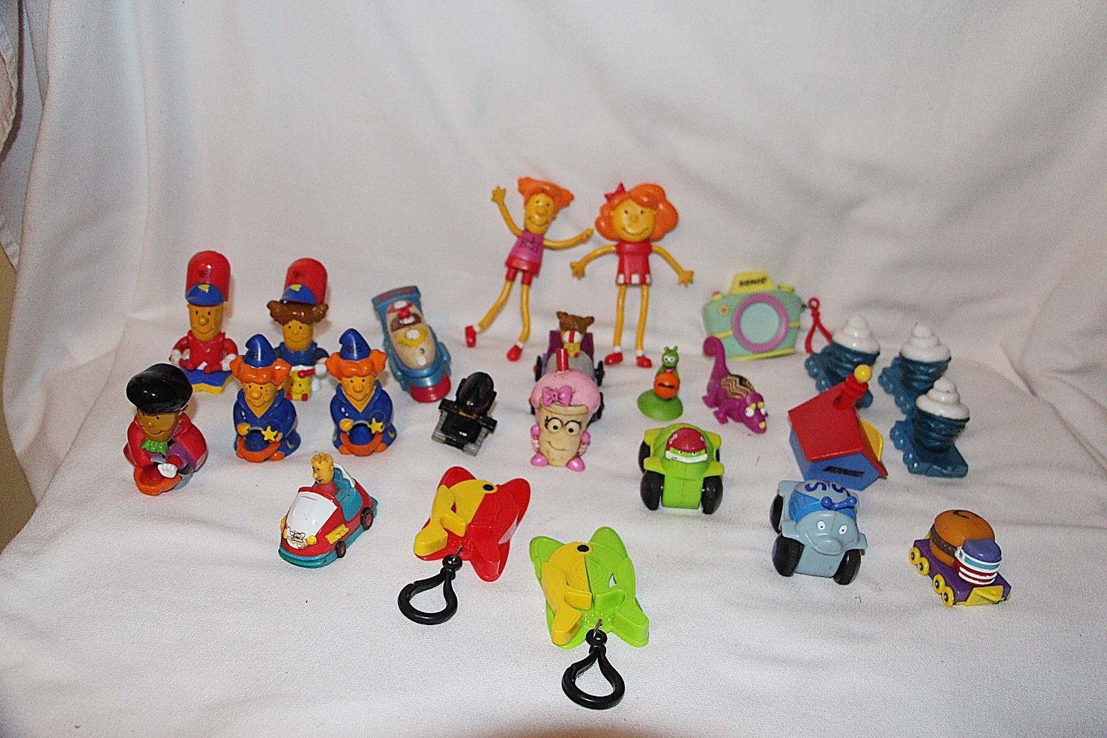 Vintage 24 Sonic Kids Meals Toys from late 90s to early ...