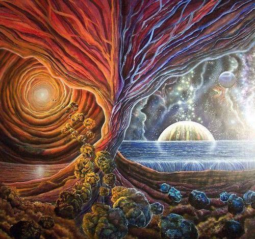 art drugs lsd acid psychedelic dmt Psychedelic art ...