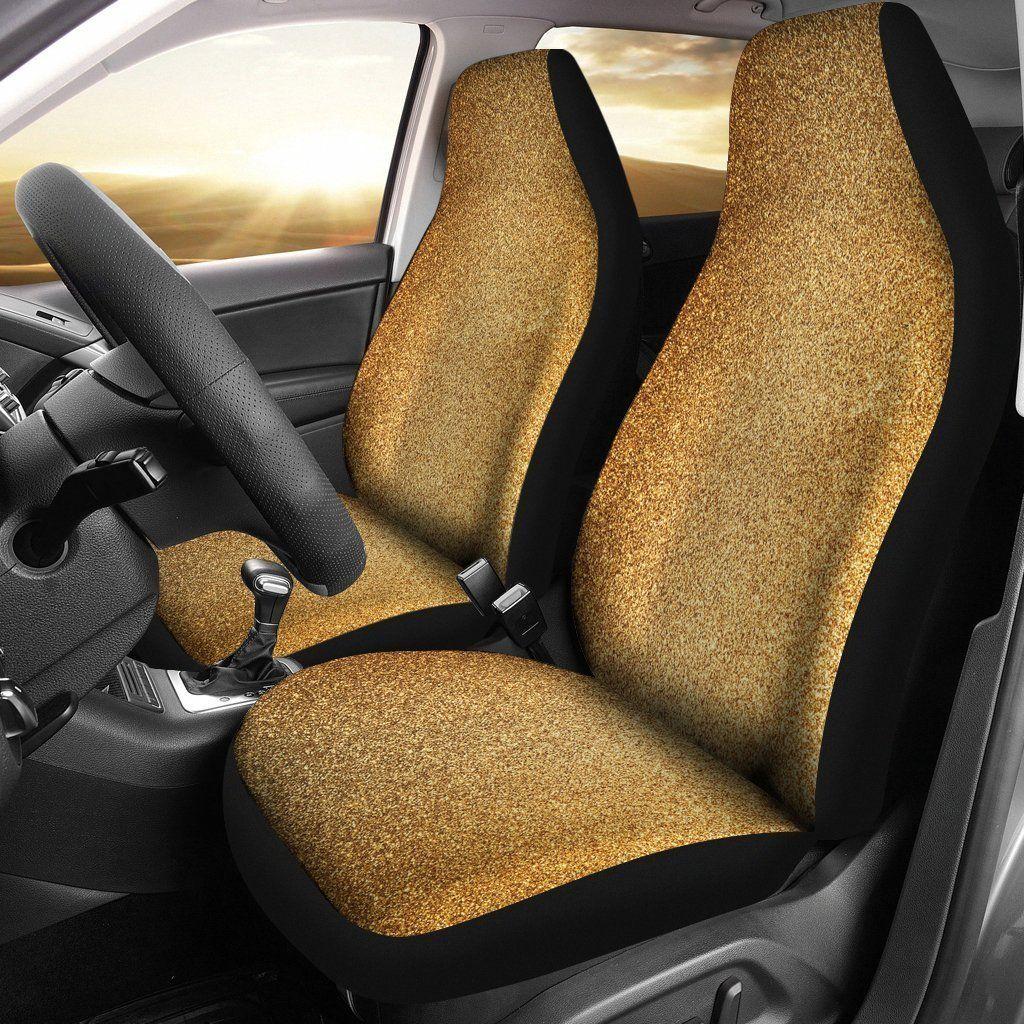 Outstanding Gold Glitter Car Seat Cover Glitter Car Car Seats Best Uwap Interior Chair Design Uwaporg