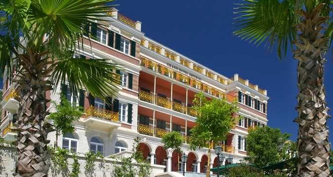 Hilton Imperial Dubrovnik Hotel Hotel Exterior Hotels In Dubrovnik Dubrovnik Old Town Croatia Hotels