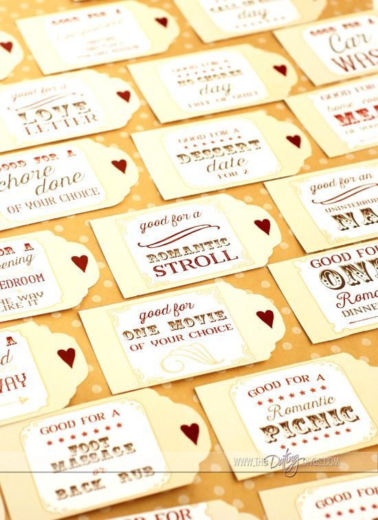 Diy love coupons coupons gift and craft for Coupon book template for husband