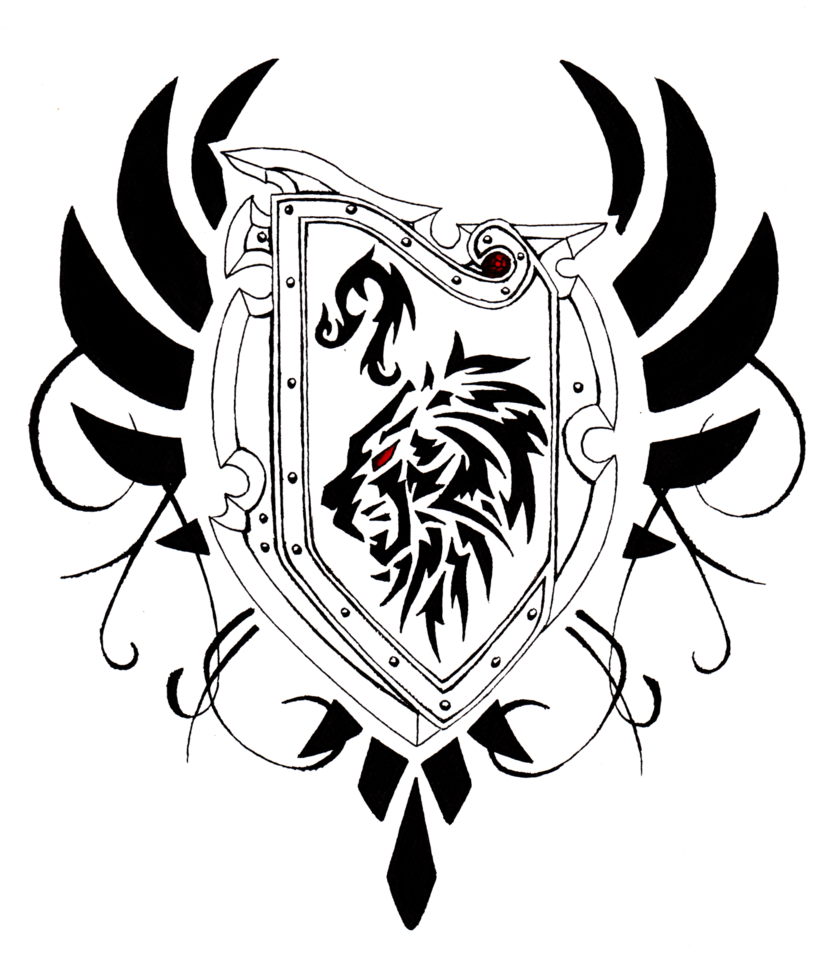 Tribal Zodiac Leo Tattoo Designs Png 834 958 Leo Tattoo Designs Shield Tattoo Colorful Lion Tattoo