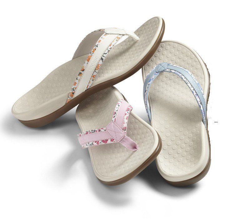 769ad69e3ab81 The Vionic Tide Floral - Women s Orthotic Support Sandals. These are  another new addition to the best-selling Tide Family of sandals!