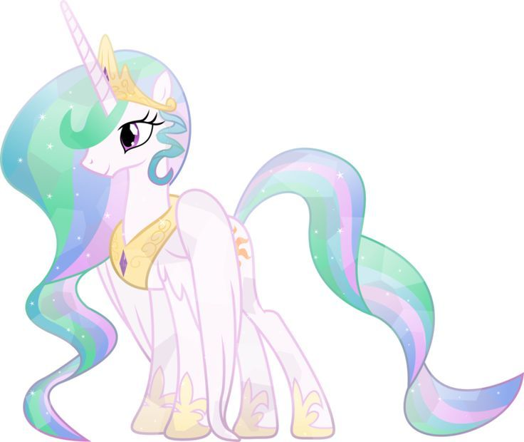 Mein kleines Pony Celestia