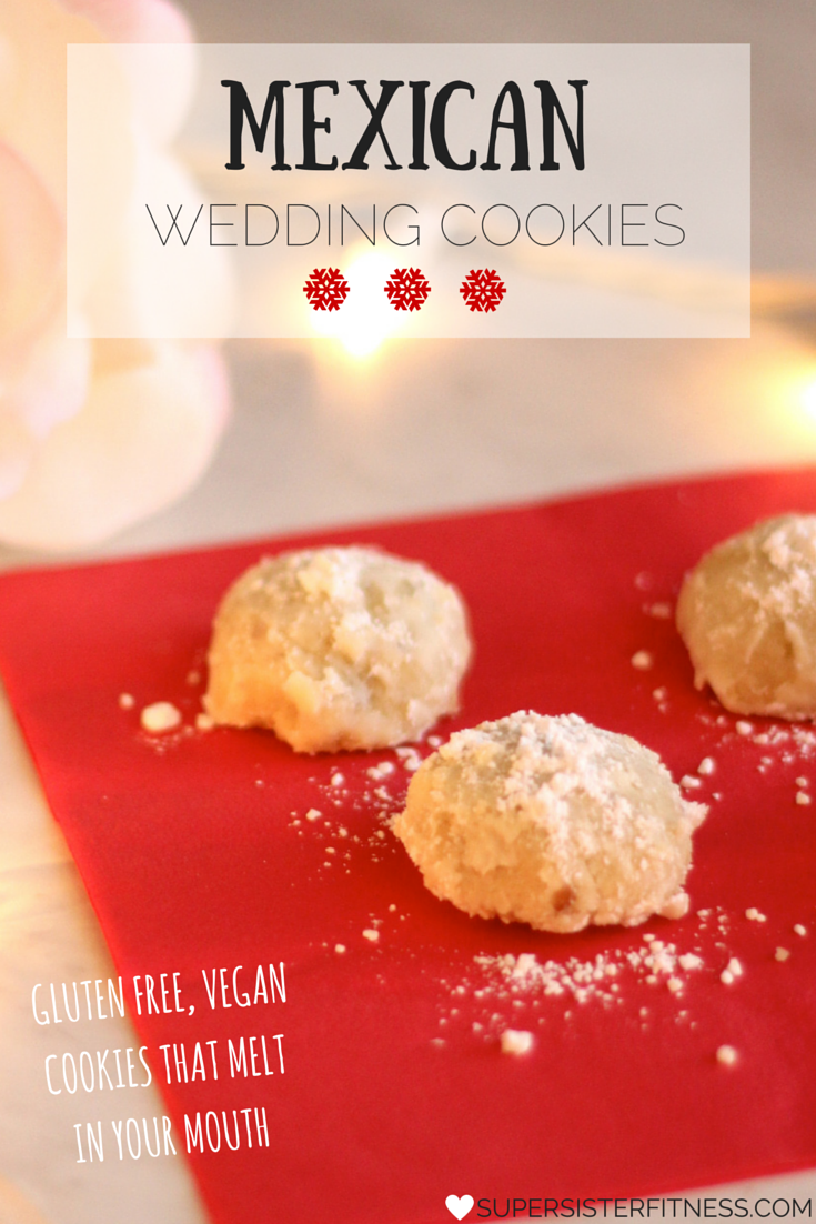 Clean Eating Mexican Wedding Cookies That Melt In Your Mouth Part Of Our FREE 12
