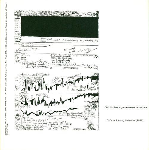 Volumina :: György Ligeti (1961) | visual-coreography-music ...