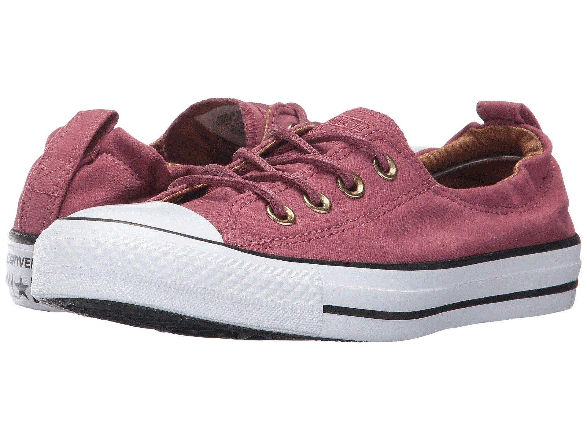 803f4790cfa2bf CONVERSE Chuck Taylor All Star Shoreline - Slip Peached Canvas.  converse   shoes