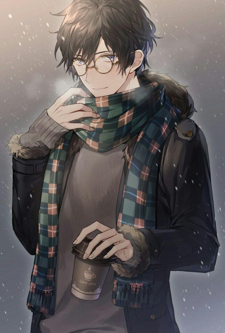 Anime boy black hair kawaii art boy  kawaii boiz   pinterest  anime manga and harry