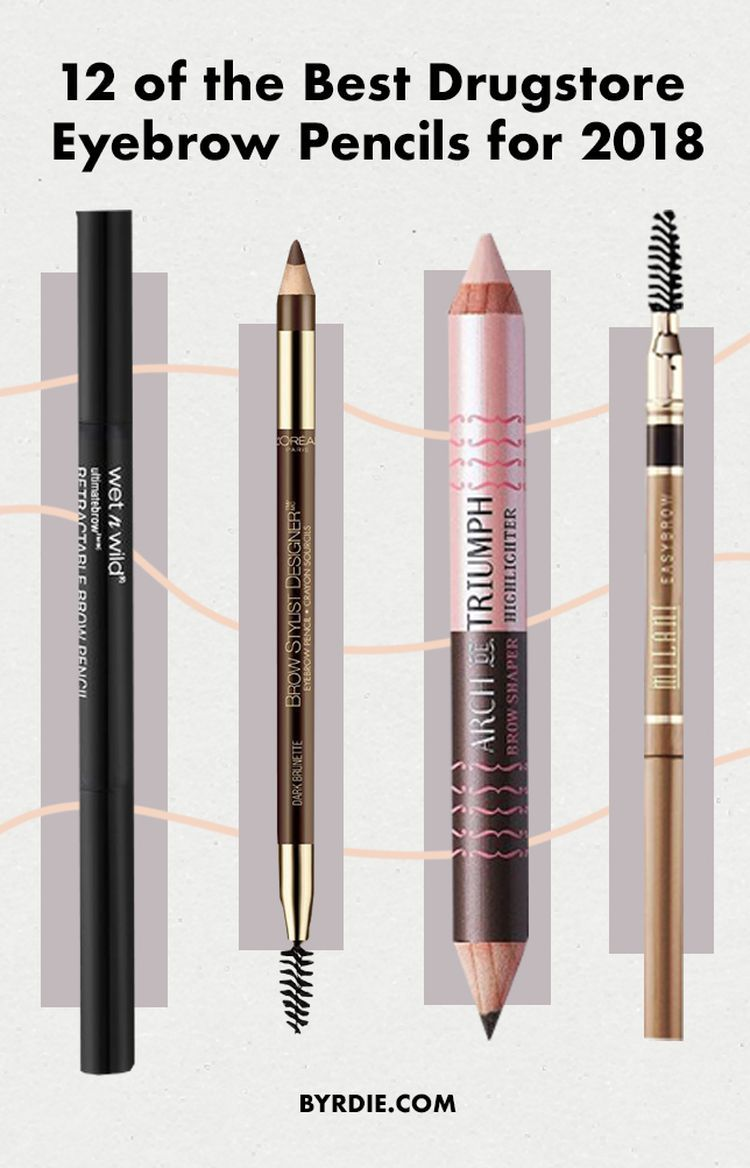 The 12 Best Drugstore Eyebrow Pencils on the Market   Best ...